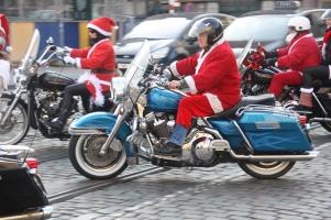 Belgian Christmas Santa